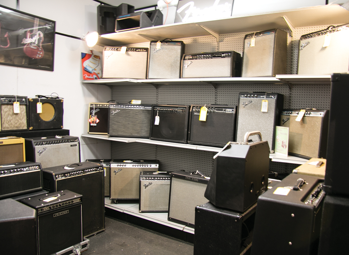 Superior Music - Used & Vintage Amps